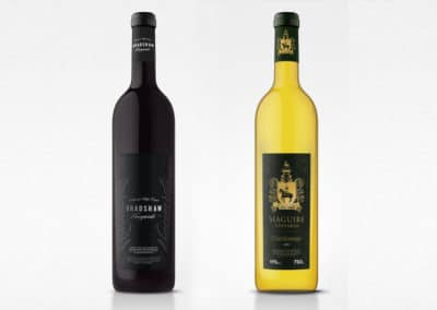 Wine Branding & Labeling